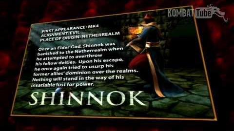 BioKard- Shinnok