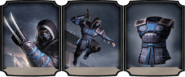 Mortal kombat x ios lin kuei support by wyruzzah-d9a5562