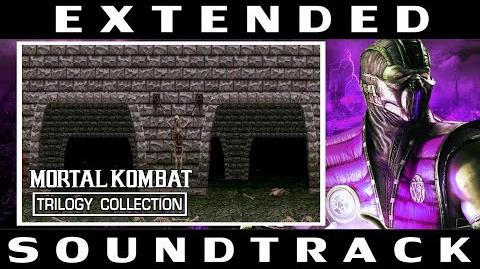 15. GORO'S LAIR (MK1 VERSION) - MORTAL KOMBAT- TRILOGY COLLECTION -OST- - EXTENDED