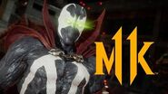 Mortal Kombat 11 Kombat Pack – Official Spawn Gameplay Trailer