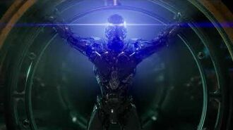 """Frost's """"The Cyber Initiative"""" fatality (MK11)"""