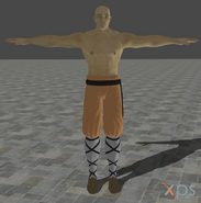 MK Shaolin Monk