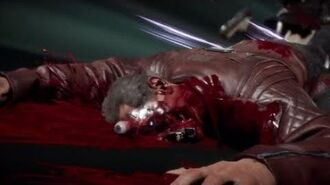 Kabal's Road Rash fatality on The Terminator