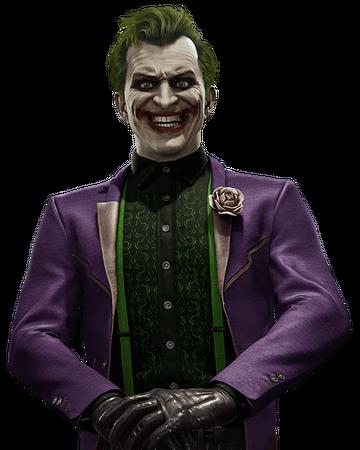 The Joker Mortal Kombat Wiki Fandom