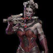 Mileena - Vampiress (iOS Render)