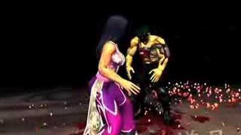 Mortal Kombat Deadly Alliance Li Mei's Fatality