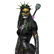 Jade - Day of the Dead (iOS Render)