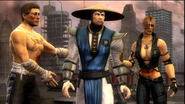 Earthrealm Survivors