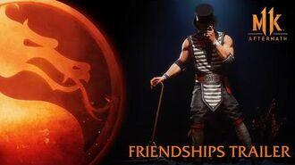 Mortal Kombat 11 Aftermath - Official Friendships Trailer