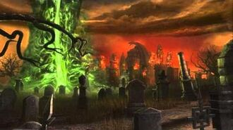 The Graveyard - Mortal Kombat 9 (2011) OST (HQ)
