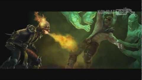 MK9 Ending- SCORPION