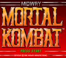 Mortal Kombat (1992 video game)
