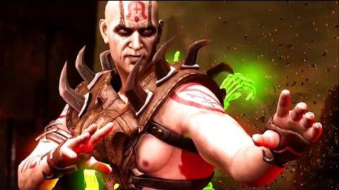 Mortal Kombat X - Quan Chi All Interaction Dialogues
