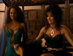 Queen Kreeya & Princess Vorpax