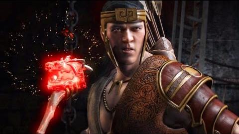 Mortal Kombat X - Kung Jin All Interaction Dialogues