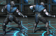 MKX Variation Preview - Cryomancer Sub-Zero