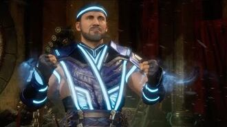 Mortal Kombat 11 Dimitri Vegas 'Sub Zero' Skin ( Official Gameplay Trailer )