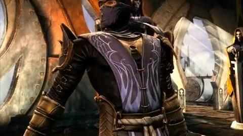 "Mortal Kombat 9 ""Rain"" DLC Trailer"