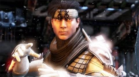 Mortal Kombat X - Takeda All Interaction Dialogues