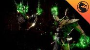 "Mortal Kombat 11 Shang Tsung's ""Kondemned to the Damned"" Fatality"