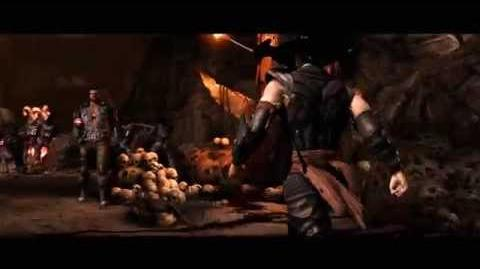Mortal Kombat X- Official Briggs Family Trailer-0