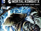 Mortal Kombat X Issue 2
