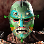 Face of Kun-Lo (Drahmin's Mask)