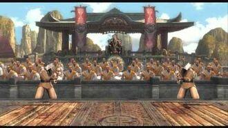 The Courtyard Day - Mortal Kombat 9 (2011) OST (HQ)