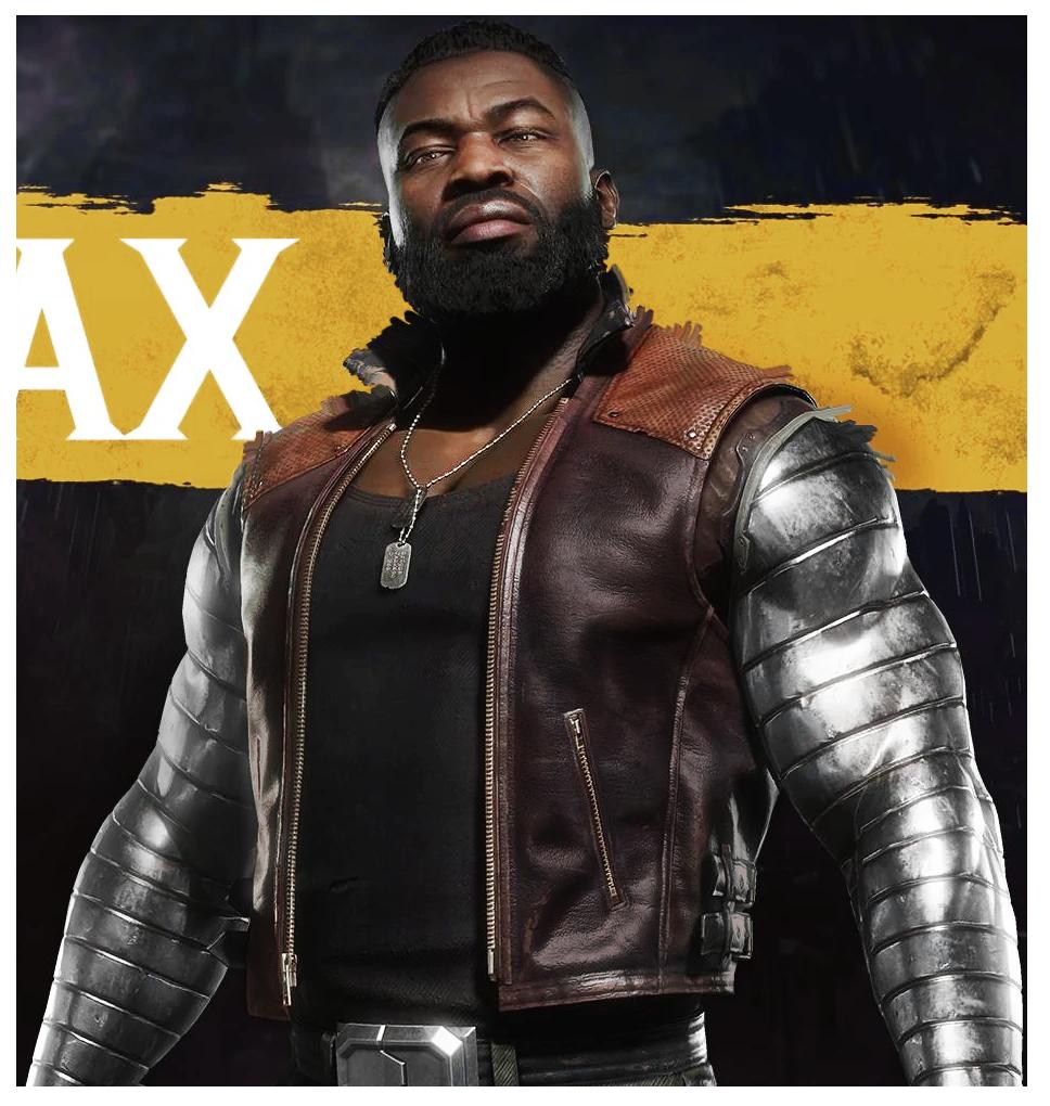 Jax Briggs | Mortal Kombat Wiki | Fandom