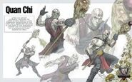 Quan Chi Sketches