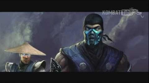 MK9 Ending- SUB-ZERO