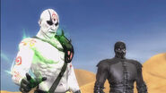 MK9 - Noob Saibot and Quan Chi