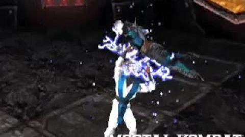 Mortal Kombat 4 Raiden's Fatality 1