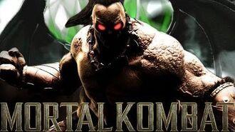 Mortal Kombat X Comics - The Lost Onaga Goro Saga! Featuring MK Writer Shawn Kittelsen