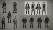 MKX Johnny Cage Concept Art 3