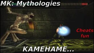 MK Mythologies cheats fun (With outtakes and fails)