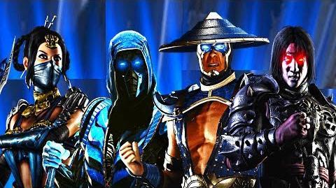 Injustice 2 - All Mortal Kombat Dialogue References