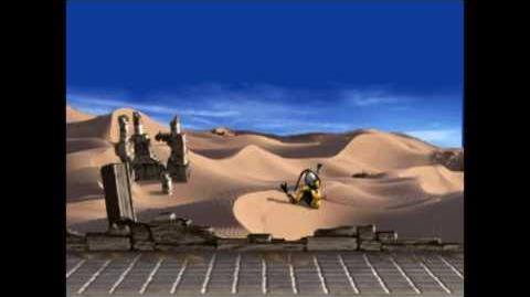 Jade's Desert - The Stages of Ultimate Mortal Kombat 3