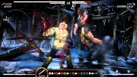 Mortal Kombat X Kombat Klass - Jason Vorhees