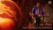 Mortal Kombat 11 - The Story According to Johnny