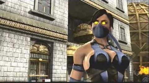 Mortal Kombat vs DC - MK Chapter 5 - Scorpion