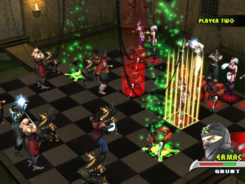 War Chess Mortal Kombat Free Download