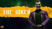 Mk11 Joker wallpaper