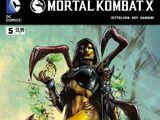 Mortal Kombat X Issue 5