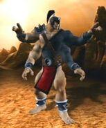 Goro Alternative Costume from MK-D,MK-A