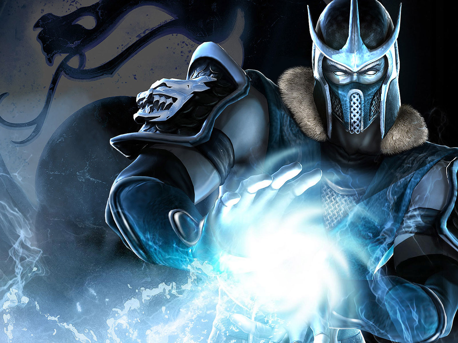 Mortal Kombat Deception Sub Zero 2 Wallpaper