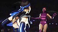 Mortal Kombat 11 Aftermath - Kitana FRIENDSHIP With Mileena Revealed!!!