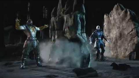Mortal Kombat X Tremor Official Trailer