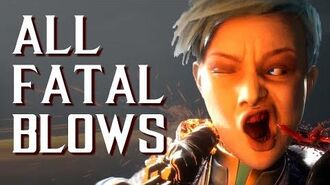 Mortal Kombat 11 - All Fatal Blows