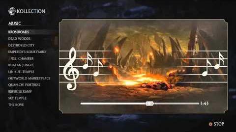 Mortal Kombat X OST - Krossroads